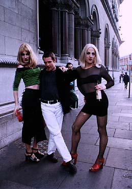 Transvestites in dublin